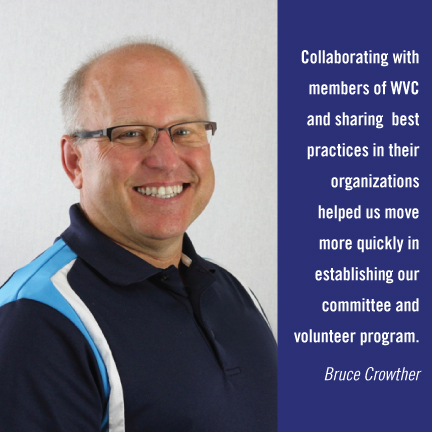 Workplace Volunteer Council - Bruce Crowther