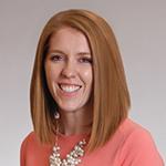 Staff member Lauren DuBay