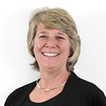 Staff member Carole Dzingle