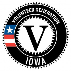 Volunteer Generation Iowa logo