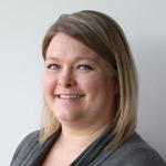 Staff member Janelle White