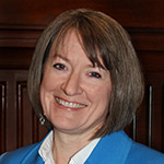 Staff member VP of Community Building, Leslie Wright