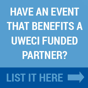 Does your event benefit a UWECI funded partner? List your event here.