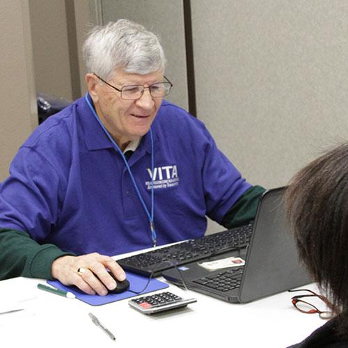Another Great VITA Tax Season Is Underway!