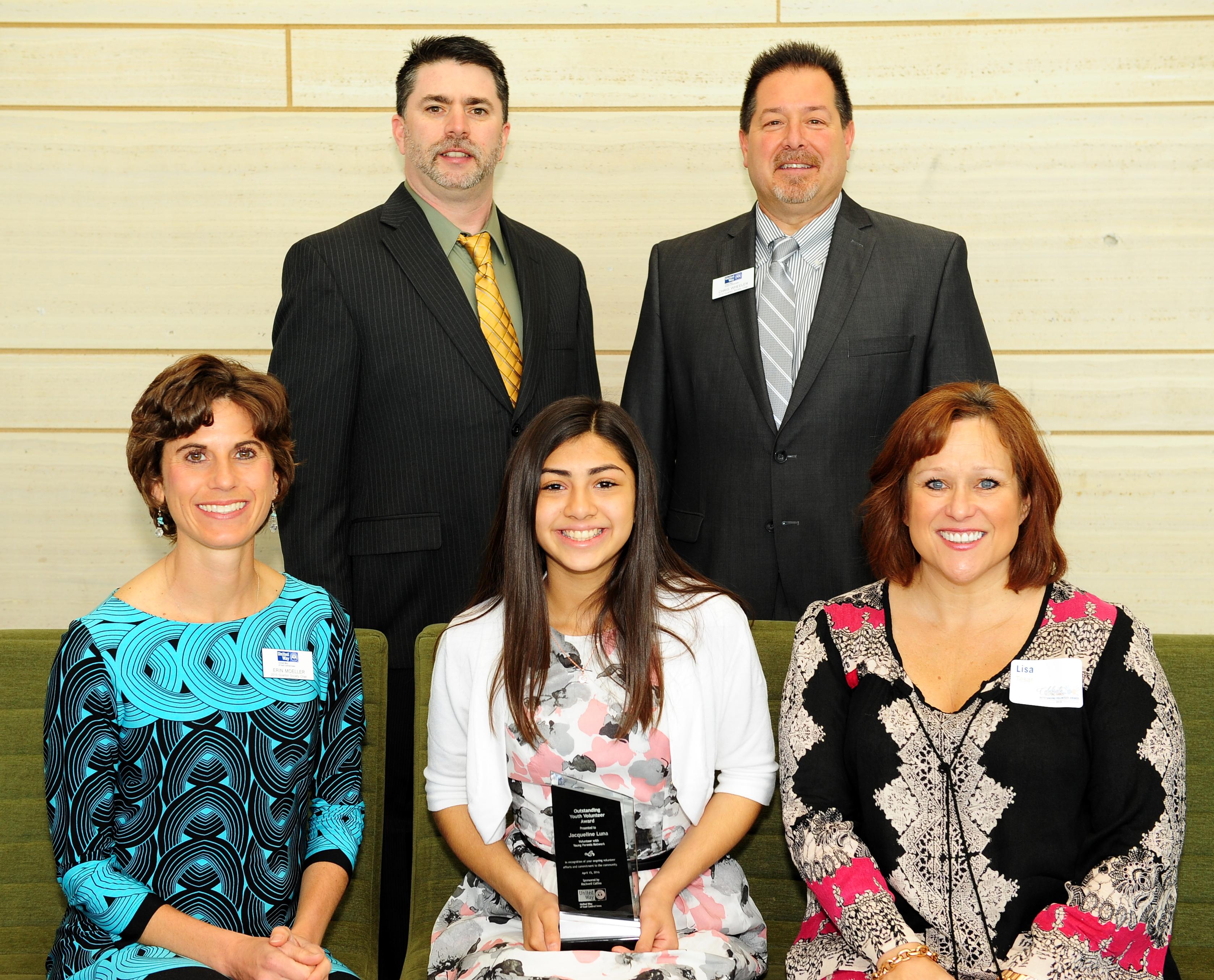 Outstanding Volunteer Awards Nominations