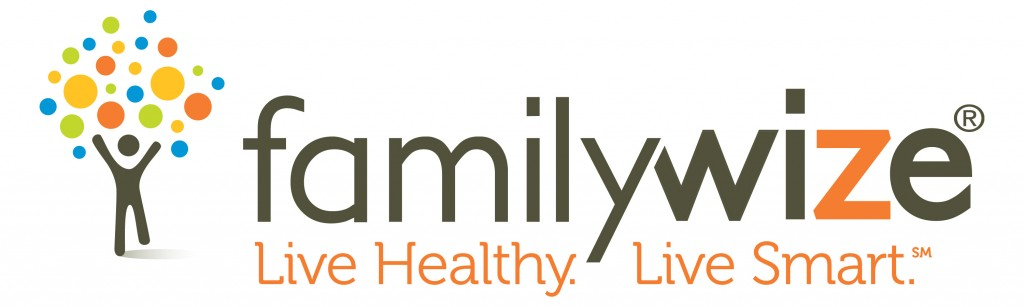 FamilyWize logo - Helps with reduced cost of prescription medication