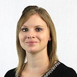 Staff member Melinda Karminski