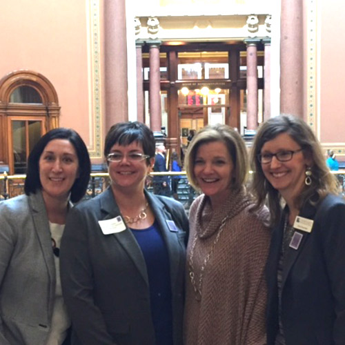 UWECI Day on the Hill for Education