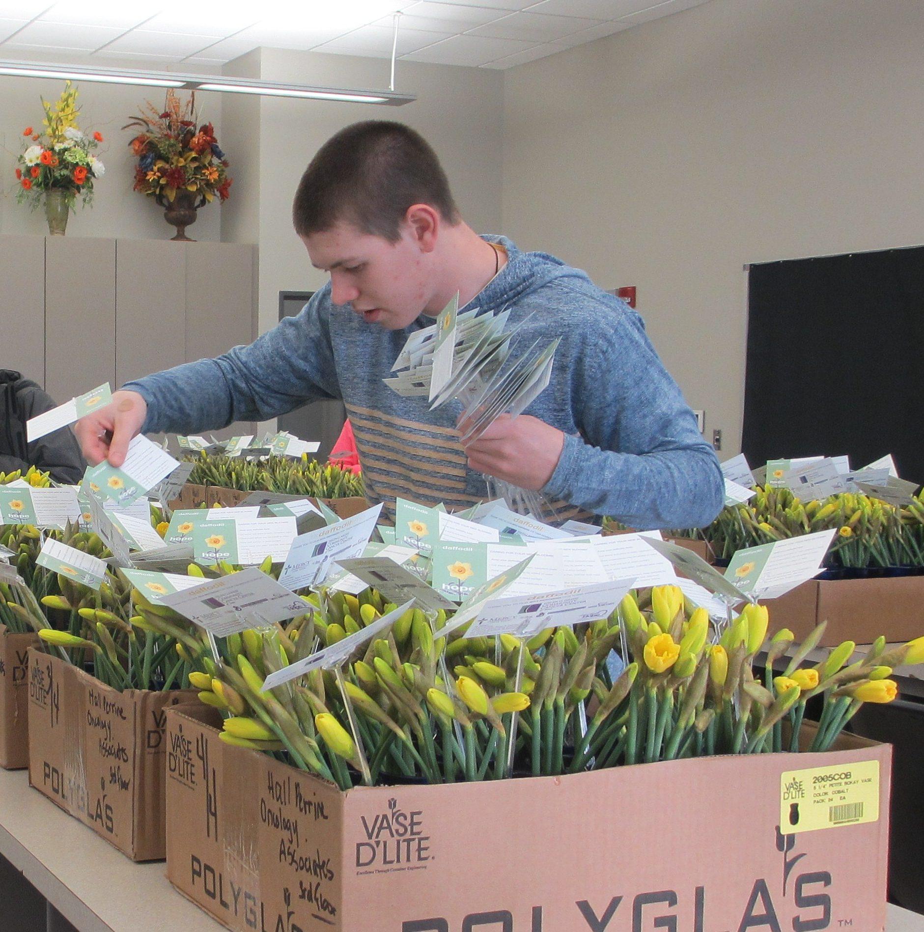National Volunteer Month: Service Enterprise