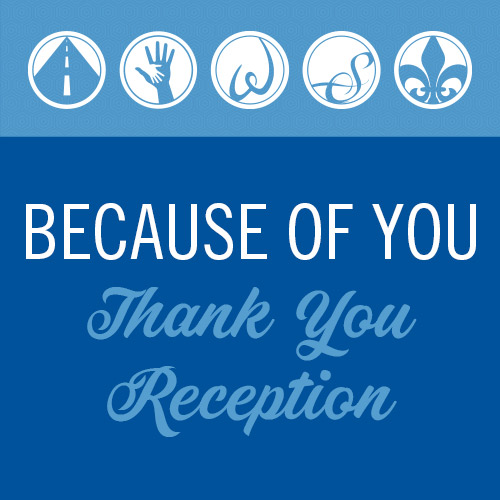 Because of You Reception 2017 Recap
