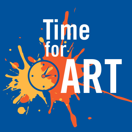 Time for Art Featured Volunteers: The Knapp Family