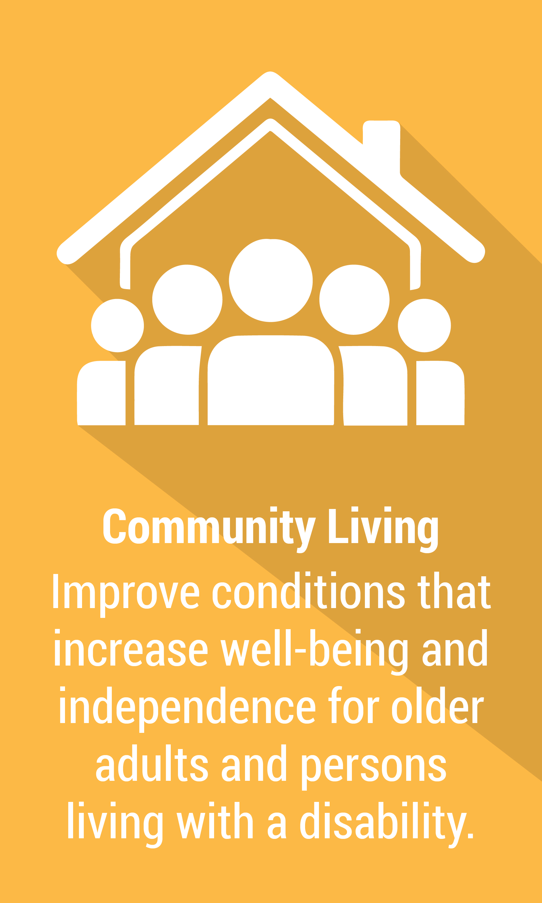 Community Living - Addressing the Issues