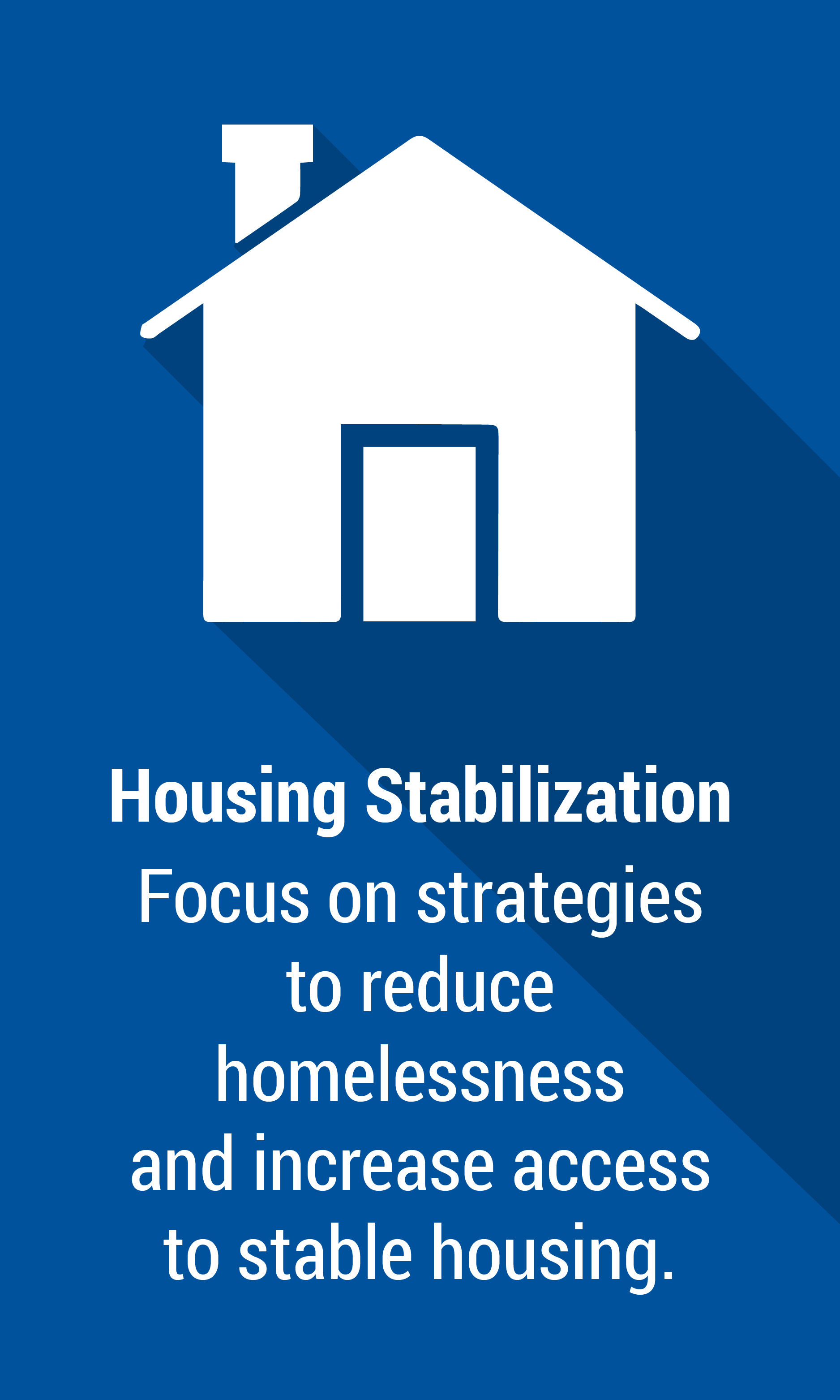 Housing Stabilization - Addressing Financial Stability Issues