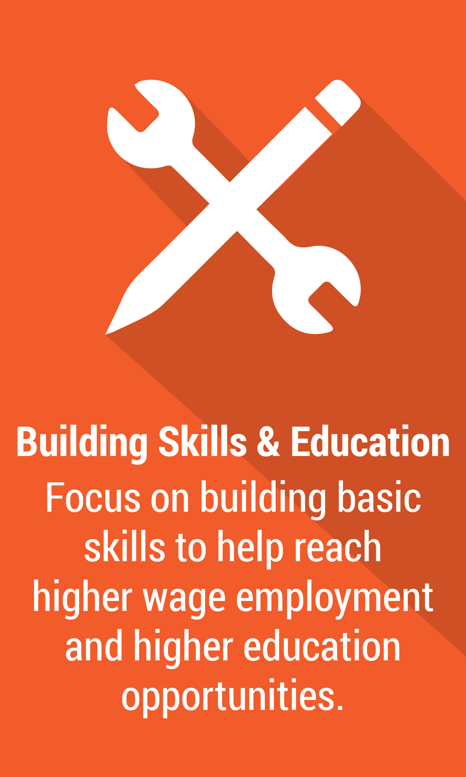 Building Skills and Education - Addressing Financial Stability Issues
